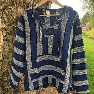Other - Baja Jacket (Blue and White)